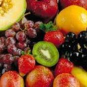 A vez das frutas