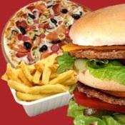 Os 10 piores alimentos