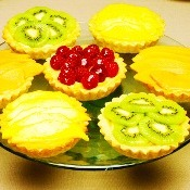 Tarteletes de Frutas Frescas