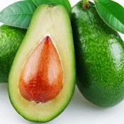 Você costuma comer abacate com frequência?