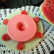 Mousse de melancia