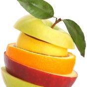 O mundo das frutas