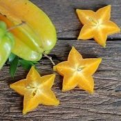 Carambola: 7 benefícios dessa saborosa fruta cítrica