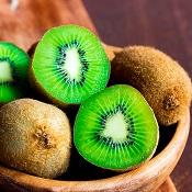 Julho é mês da safra do kiwi
