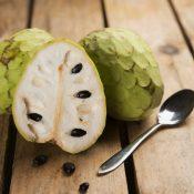 """Atemoia, a """"fruta do conde"""""""