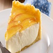 Torta gelada de maçã