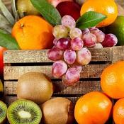 Frutas de Outubro