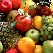 Frutas da época do mês de novembro